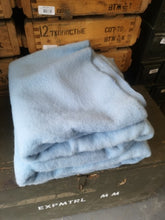 Load image into Gallery viewer, Dutch Army 100% wool blanket