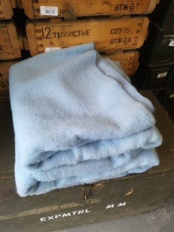 Dutch Army 100% wool blanket