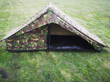 Load image into Gallery viewer, Dutch army 2 Man DPM Camo Tent