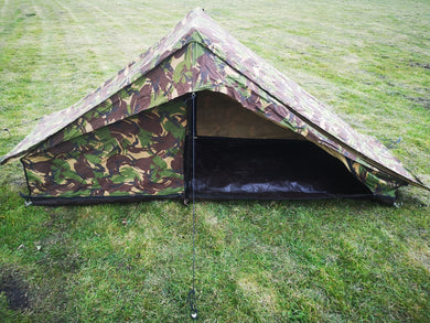 Dutch army 2 Man DPM Camo Tent