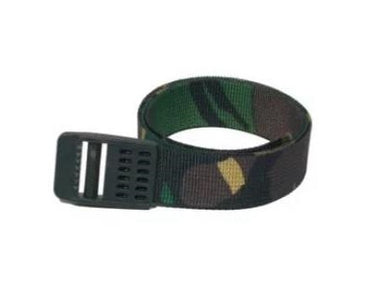 Dutch Army Ladder Lock Camo Strap