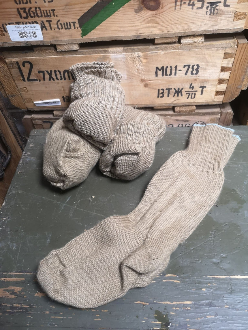 Dutch Army Wool Socks