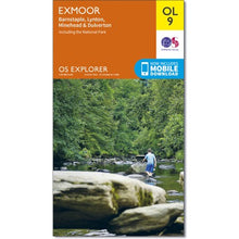 Load image into Gallery viewer, Exmoor OS Explorer OL09
