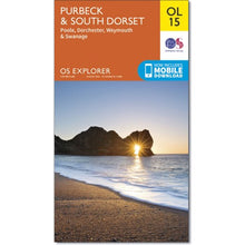 Load image into Gallery viewer, Purbeck & South Dorset OS Explorer OL15