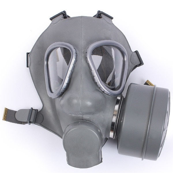 Finnish M61 Type 2 Gas Mask / Respirator
