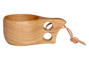 Genuine Finnish Wooden carved Kuksa