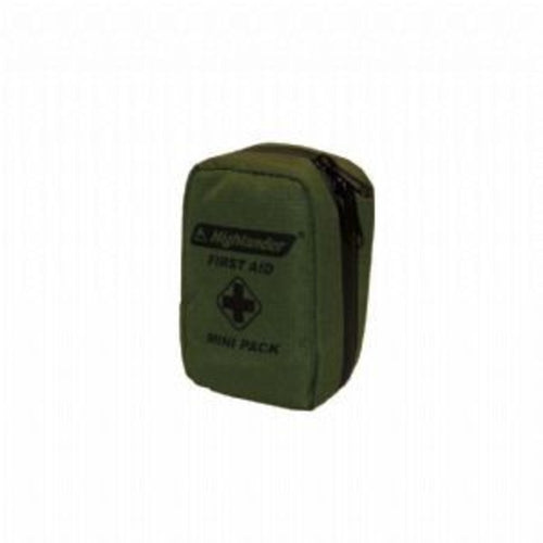 Military First Aid Kit Mini Pack