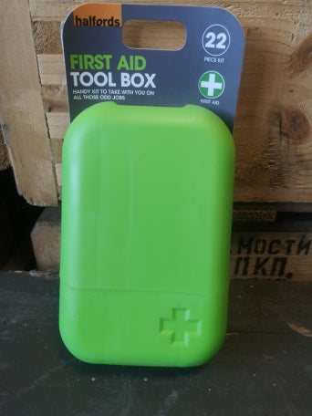 First Aid Pack - Tool Box