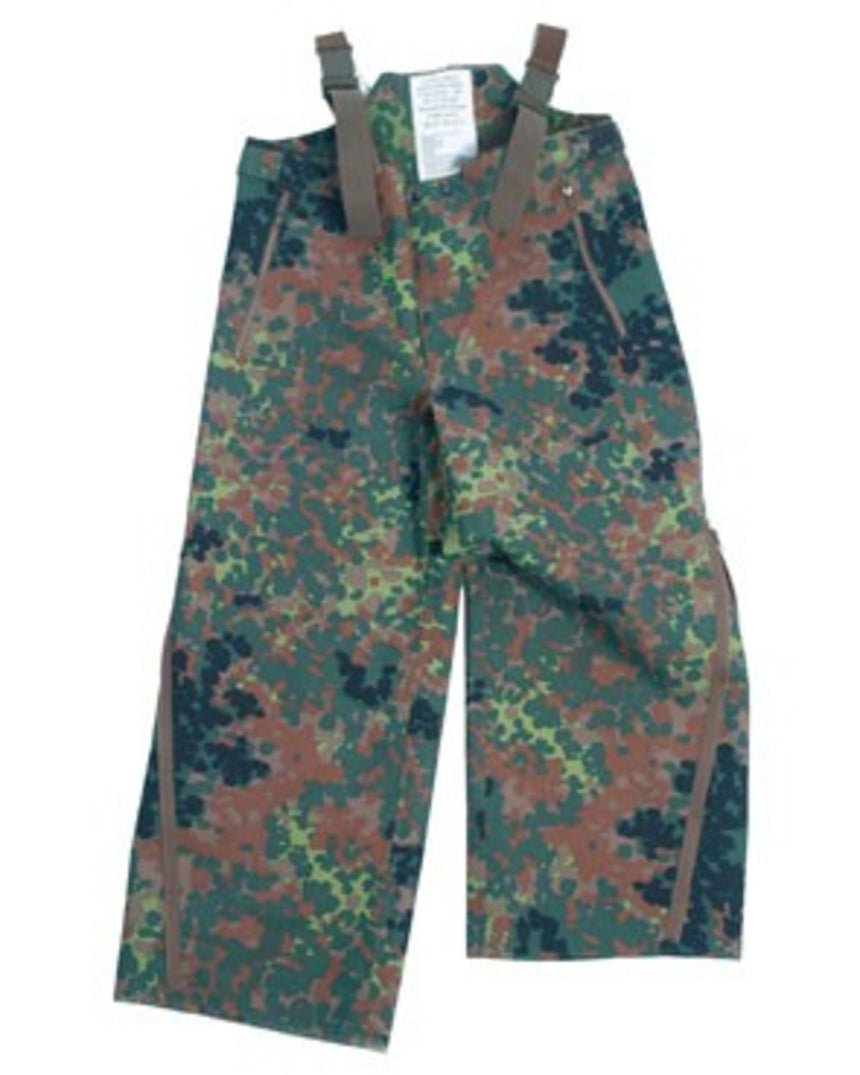 German Flecktarn Goretex  Trousers