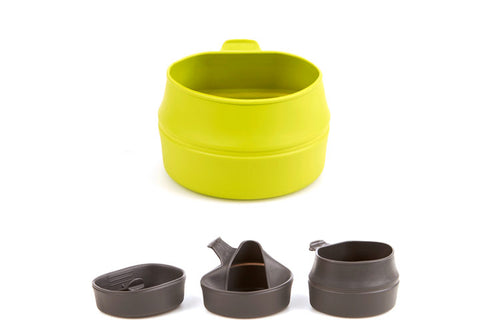 WILDO Fold-A-Cup® Swedish Olive Folding Cup - Flexi Cup