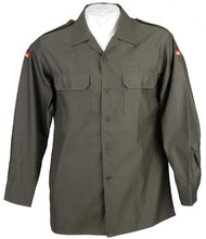Load image into Gallery viewer, German Olive Drab Field Shirt