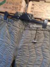 Load image into Gallery viewer, German Army Quilted Trousers - NEW