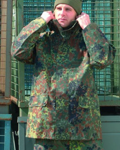 German Flecktarn Goretex Jacket