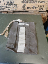 Load image into Gallery viewer, Swedish army tool roll bestick - Grey