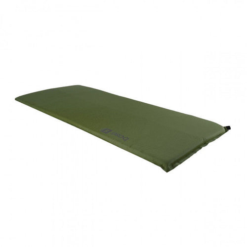 Self Inflating Sleeping Base Mat - Military Green