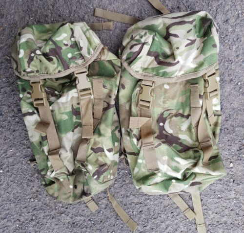 British Army Issue Karrimor SF MTP Side Pouches