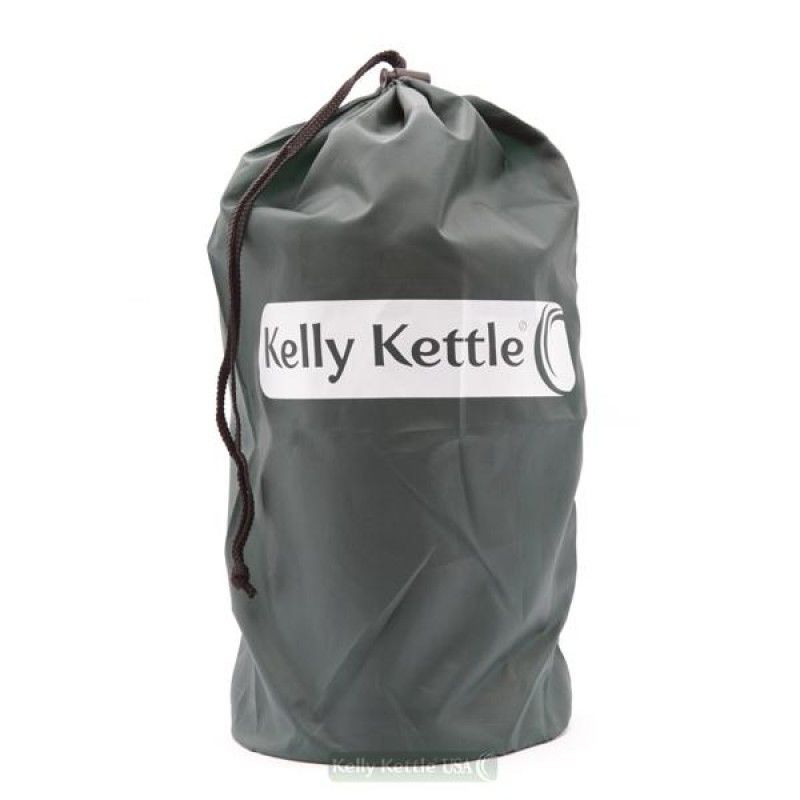 Large 'Base Camp' Stainless Steel Kelly Kettle® (1.6ltr)