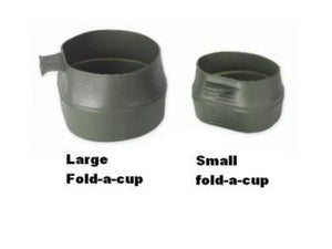 WILDO Fold-A-Cup® Large 600ml Swedish Folding  flexi cup