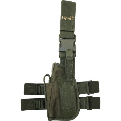 Left Handed Tactical Leg Holster