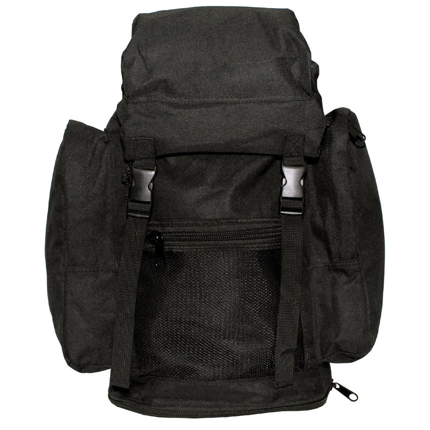 Black MOD Issue Field Pack Day Sack