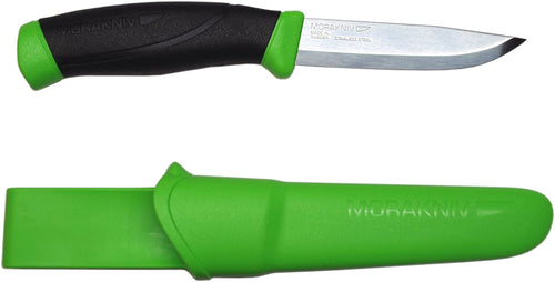 Hi-Viz 860 Green Companion Morakniv® Stainless Steel Knife