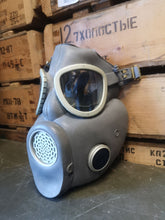 Load image into Gallery viewer, Polish Army MP4 Respirator Grey