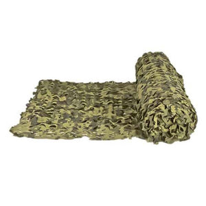 Multi camo Camouflage Netting 2.4 Metres Wide Desert