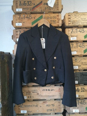 Naval Midshipmans Jacket