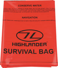 Load image into Gallery viewer, Survival Bag - Orange