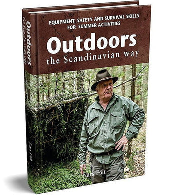 Outdoors the Scandinavian Way Book by Lars Falt