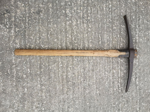 58 pattern pioneer pick axe - vehicle