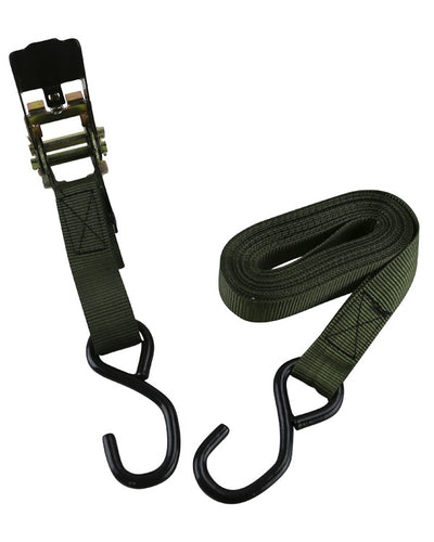 Ratchet Strap - Olive Green