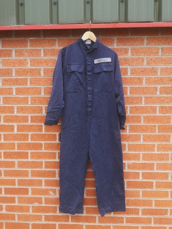 Royal Navy Overalls - Blue
