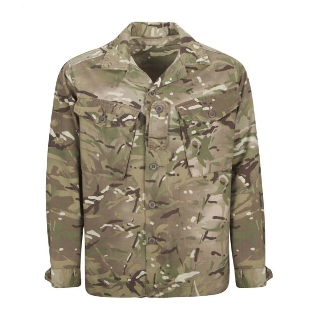 British Army S95 MTP Shirt - Like New