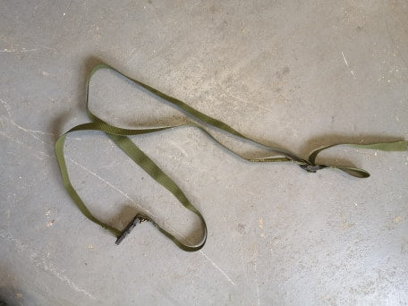 British Army Sling Small Arms SA80 - Olive