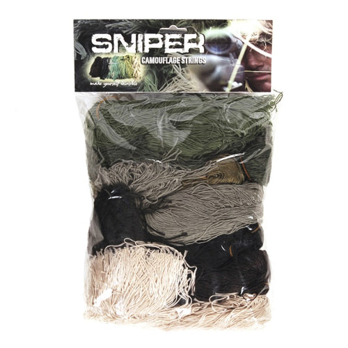Sniper String Ghillie Suit Garnish