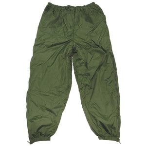 British Army reversible insulated trousers