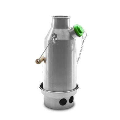 Small 'Trekker' Kelly Kettle® Stainless Steel (0.57 Ltr / 1 pint)