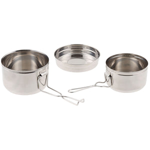 Stainless Steel Mess Kit