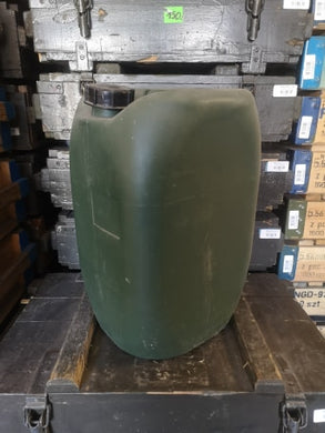 Swedish Army 20 Litre Plastic Water Jerry Can