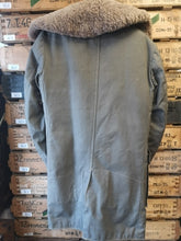 Load image into Gallery viewer, Genuine Swedish Army M1909 Sheepskin Parka (106)