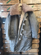 Load image into Gallery viewer, Genuine Swedish Army M1909 Sheepskin Parka (105)