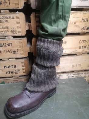 Swedish Wool Leggings / Gaiters