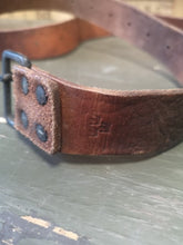 Load image into Gallery viewer, Swedish Army Mauser M98 / M38 Sling to make a belt