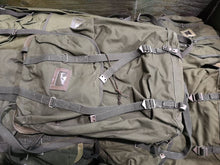 Load image into Gallery viewer, Swedish 35L ST Aircrew Canvas Rucksack - Unissued
