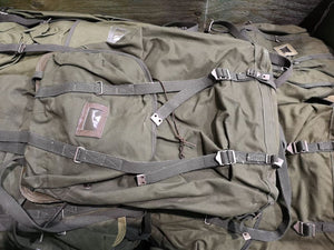 Swedish 35L ST Aircrew Canvas Rucksack - Unissued