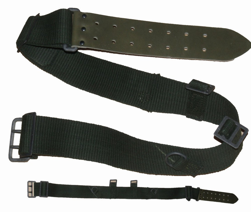Swedish Army webbing Belt