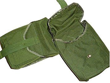 Swedish Coupling Webbing pouch System