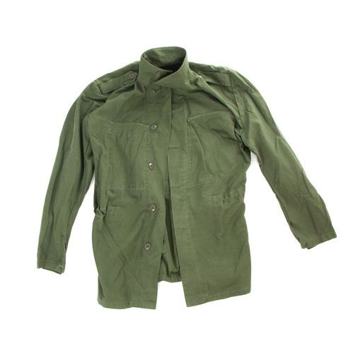 Swedish Army Work Jacket (NEW TYPE)