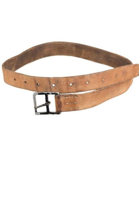 Swiss Army Vintage Leather Belt